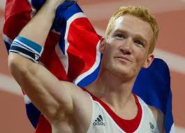 greg rutherford flag