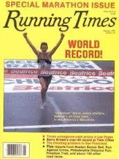 steve jones running times edition