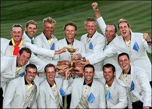 Ryder Cup Team 2004
