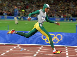 Cathy Freeman Speedsuit image