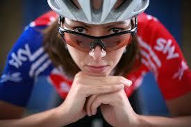 Rebecca Romero Cycling