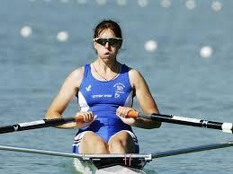 Rebecca Romero Rowing
