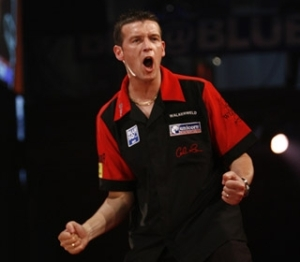 The Wizard gave his career a huge boost reaching the UK Open Final