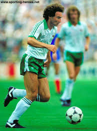 O Neil was hugely succesfull as an international player.