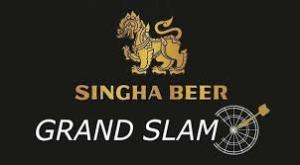 The Singha Beer Grand Slam 2015 is looking good so far!