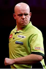 The Green Machine. Winner in 2015 was pushed all the way by Andrew Gilding in the Semi Final